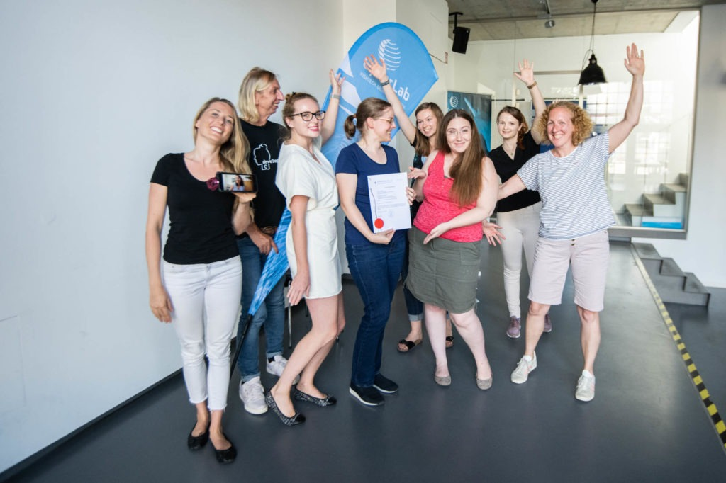 Vereinsgründung Women in Tech e.V. Karlsruhe, Foto by Michael M. Roth, MicialMedia